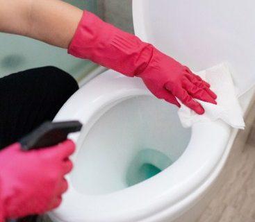 Agar Tetap Nyaman Digunakan Bersihkan Toilet Secara Rutin