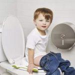 Beberapa Kesalahan Yang Sering Terjadi Dalam Toilet Training