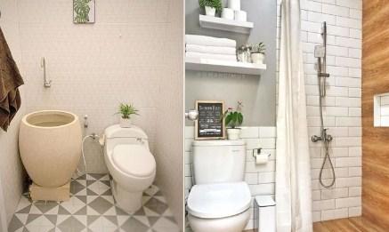 Desain Kamar Mandi Dan Toilet Modern