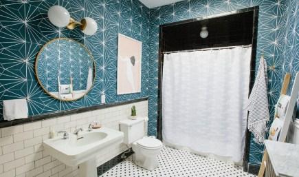 Percantik Ruangan Toilet Dengan Biaya Murah