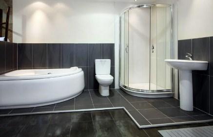 4 Desain Kamar Mandi dan Toilet Minimalis yang Mudah Dibersihkan