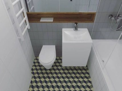 6 Trik Memilih Lantai Toilet Anti Licin dan Cantik