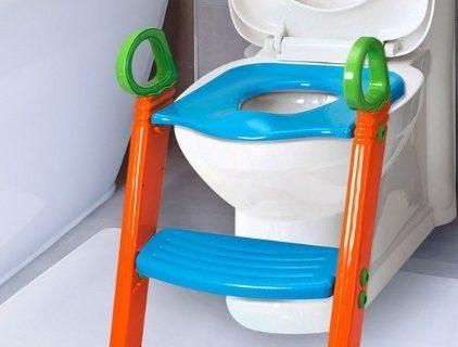 Beginilah Cara Seru Mengajarkan Anak Menggunakan Toilet