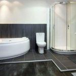 Inspirasi Desain Kamar Mandi dan Toilet Kecil yang Fungsional